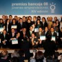 Foto de los premiados en el certamen
