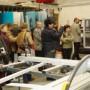 Empresarios rumanos visitan las instalaciones del CADE