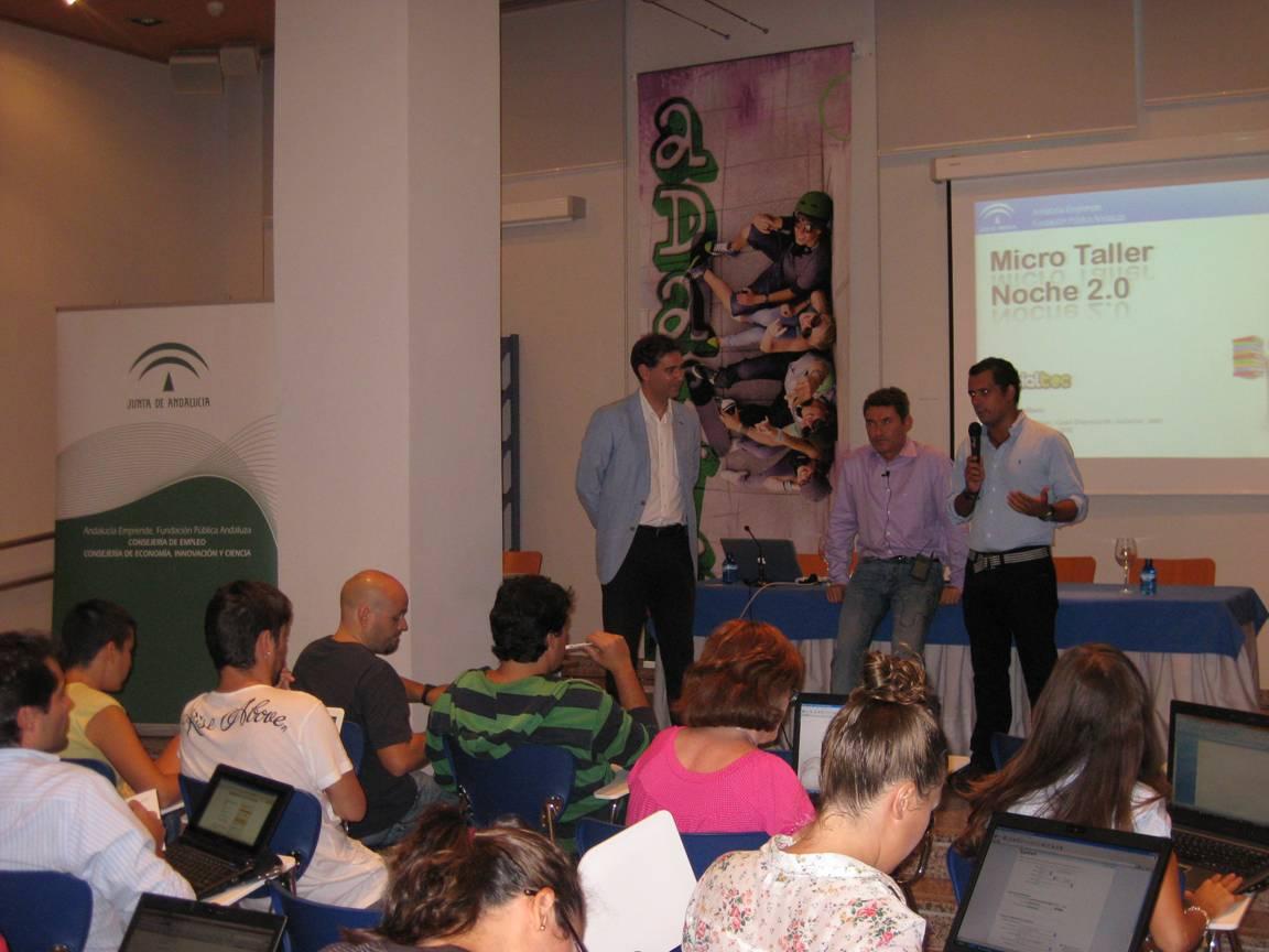 Se celebra en Córdoba un taller que muestra a los emprendedores las ...