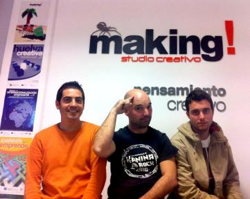 Equipo Making! Studio Creativo