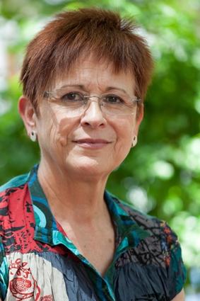 La presidenta de FEMPES, Teresa Páez.