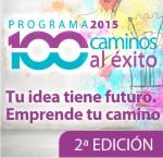 Programa 100 Caminos al Éxito