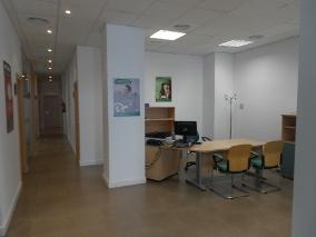 Interior CADE Salobreña