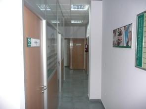 CADE Villanueva Mesía. Interior.