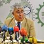 El consejero de Economía y Conocimiento durante el encuentro 'Radiografía económica andaluza'