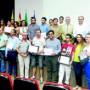 Premiados y participantes de esta edición