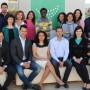 Grupo de la Lanzadera de Empleo de Almería.