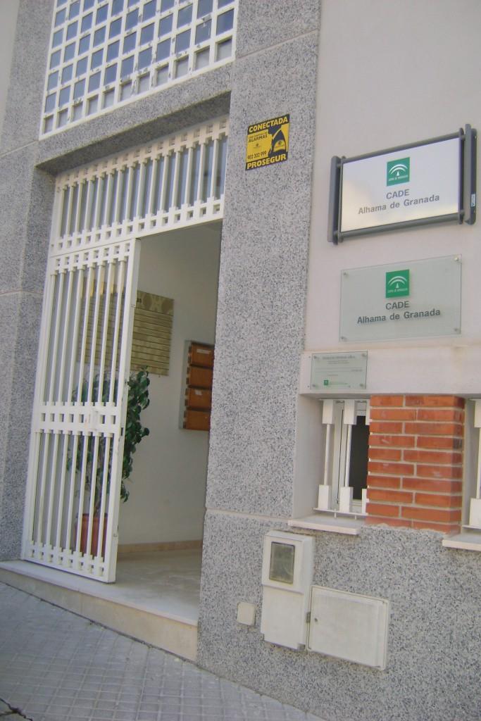 CADE Alhama de Granada (Sede Polígono Industrial)
