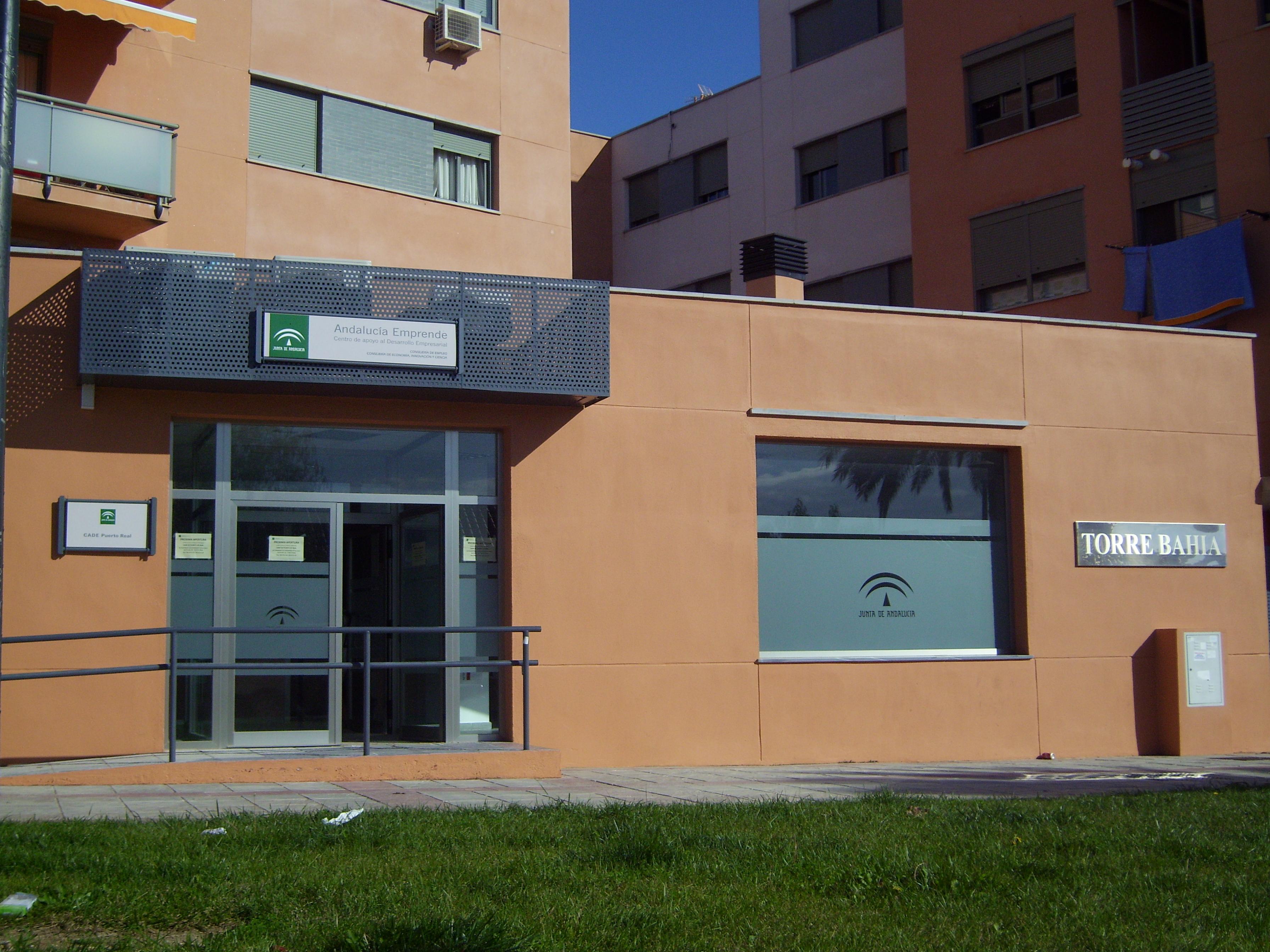 Cade puerto real andaluc a emprende fundaci n p blica for Mexterior convocatorias