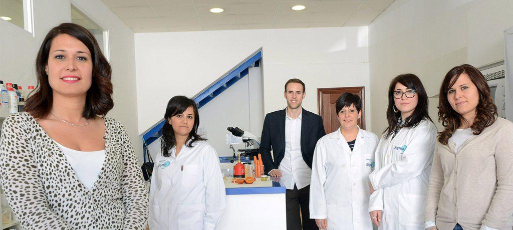 Equipo de Sigma Biotech