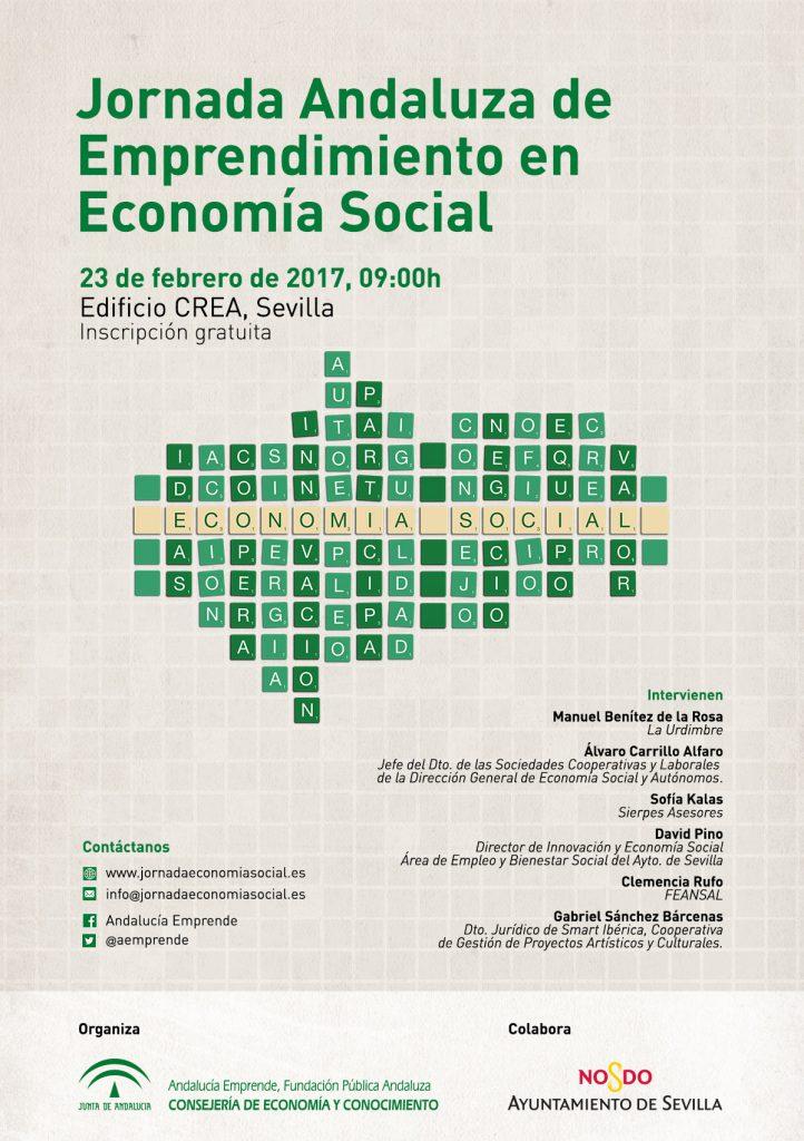 JORNADA ANDALUZA DE EMPRENDIMIENTO EN ECONOMIA SOCIAL
