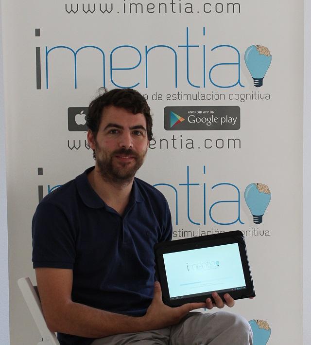 Diego Gil, promotor de Imentia S.L