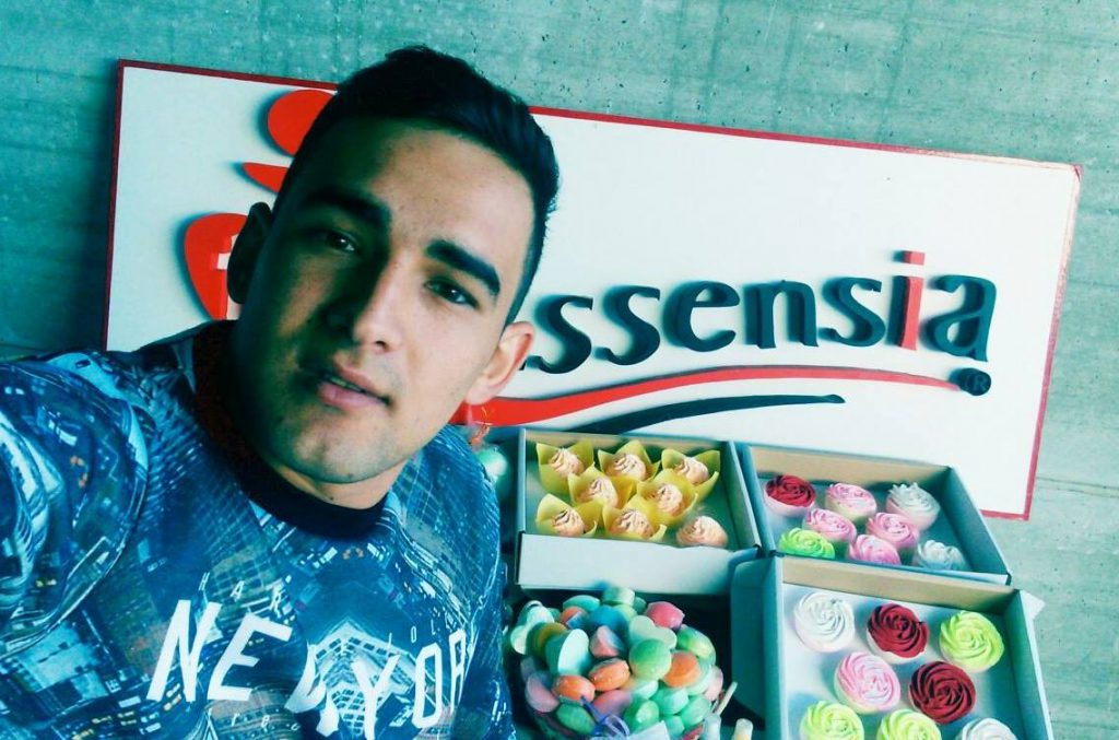 Cándido Ricardo Calatayud, promotor de Tu Essensia Cosmética