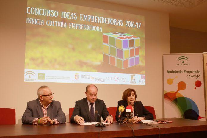 Presentación de los Premios de Ideas Emprendedoras