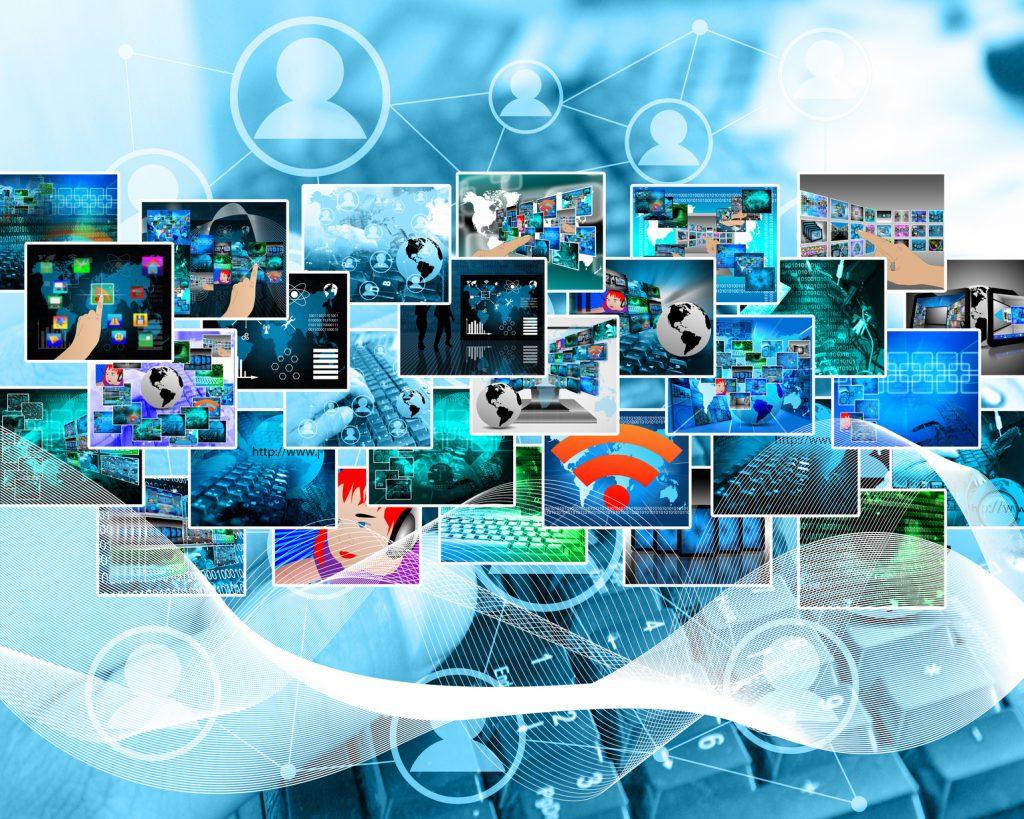 La mayoría de las empresas del sector conformado por la comunicación y las TIC son de pequeño tamaño
