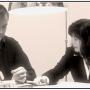 Montserrat Casas y Francisco Rodríguez, promotores de Villoslada Label