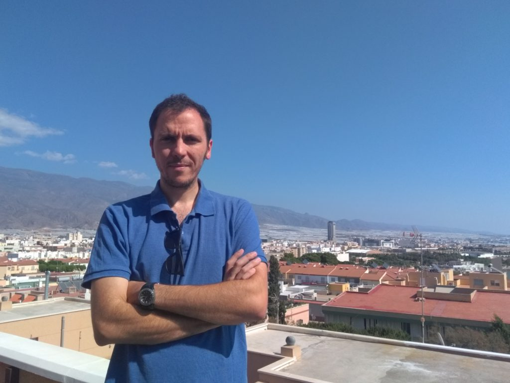 Manuel Valverde, emprendedor de AGrowingData