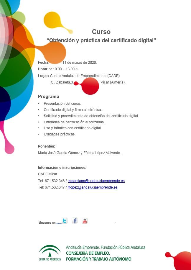 Certificado digital en las empresas