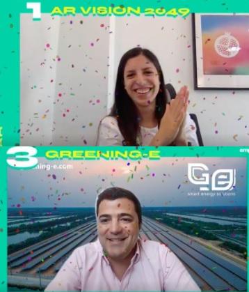 Ganadores Premios Emprendemos en Granada