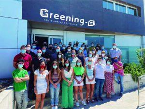 Equipo Greening-E